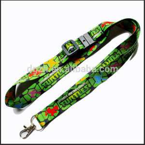 mode billig sublimierte lanyard