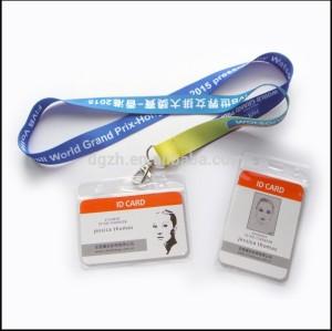 Hight quality cintas personalizadas para actividad artículo