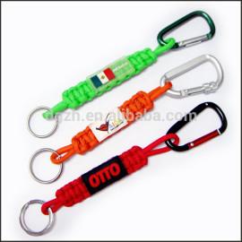 Short hand-knitting strap for gift