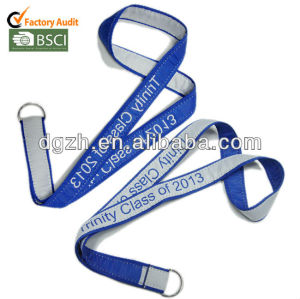 Satén con cuello correas lanyards