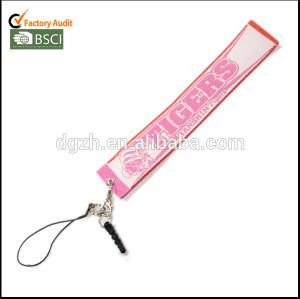 cellulare catena chiave con tappo di plastica