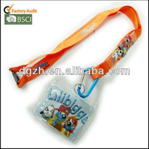 moda vendita calda custom cordini logo silicone