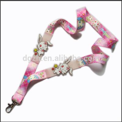 mode niedlich schlüsselband mit logo süß