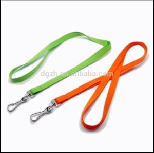Moda cordones de colores hecha of poliéster con diseño personalizado