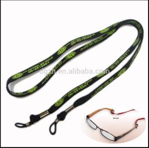 Pratique cordons de cou pour lunettes titulaire
