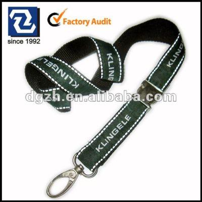 Fördernde Geschenke für Schlüsselhalterabzuglinien, reflektierende Bügel,