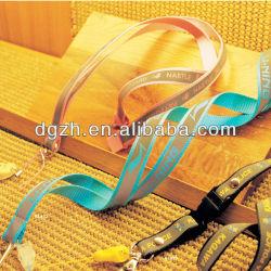 Cordons de cou avec bracelet réfléchissant