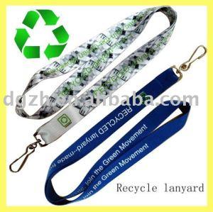 haustier recyceln lanyard