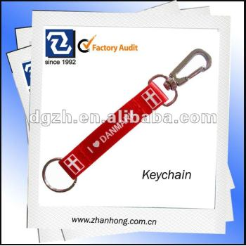 Arbeiten Sie kurze Abzuglinien für Schlüssel, Schlüsselhalterbügel um