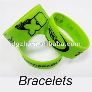 Silikon Wristband