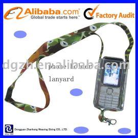 Accessorio del telefono mobile di cordini, nuovo stile di regalo promozionale