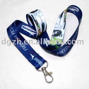 sublimation logo kartenhalter lanyards