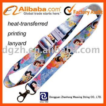 Calore - transterred stampato cordino
