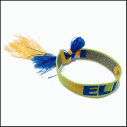 时尚提花纺织装饰带手腕带