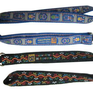 民族风提花织唛带