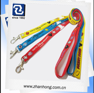 Popular promotional lanyards with printing  logo