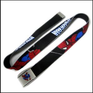 超人图案赠品纪念品松紧腰带