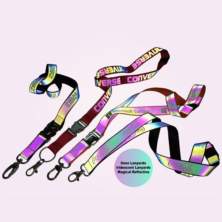 七彩反光织带