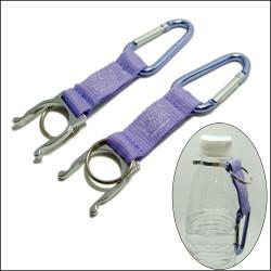 U型合金水瓶吊扣挂带纪念品水壶扣钥匙挂绳