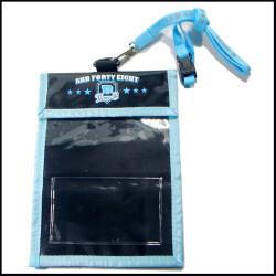 尼龙证件袋印刷图案挂绳