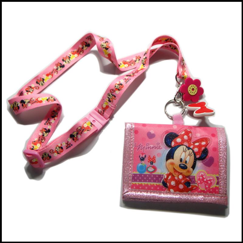 迪士尼证件套挂绳