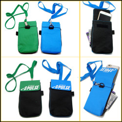 Cell phone  holder bag neck lanyards for promotional gift