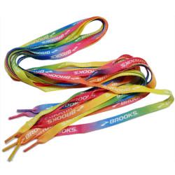 彩虹色热转印扁平七彩鞋带帆布鞋小白鞋休闲运动鞋带