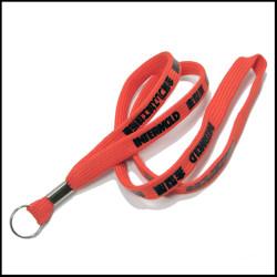 厂家直销空心涤纶带学生证挂绳证件带