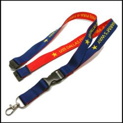 双面提花logo柔软舒适工作证件带厂牌带