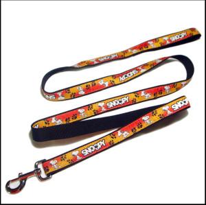史努比卡通动画图案狗带宠物带牵引绳遛狗带
