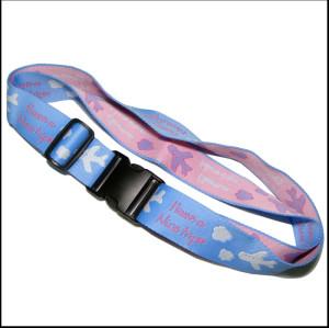 ほりょくほきょう紋織り布テープスーツケースベルト十字梱包ベルト