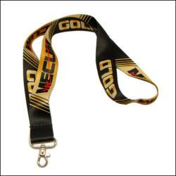 热销款热时尚耐用加宽热转印证件带厂牌挂绳