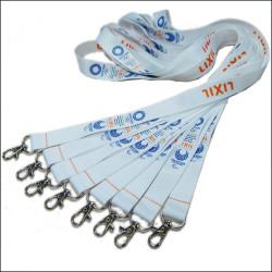 2020京东奥运会企业宣传挂绳加厚超柔热转印证件带挂绳