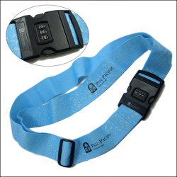 Safe password-lock luggage strap packing belt travel agency promotional giveaway travel luggage belt
