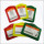 High quality custom design PU leather card holder lanyard
