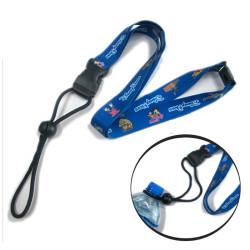 Water bottle holder custom neck strap