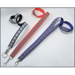 安全时尚的反光印花工作证件套挂绳