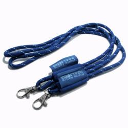 优质PP纱编织包芯提花涤纶织带证件挂带厂牌吊绳手机锁匙挂绳