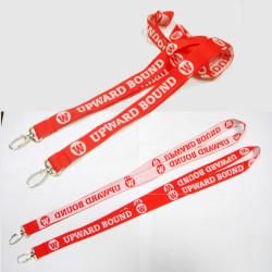 轻薄的优质提花证件套挂绳工厂定制员工厂牌挂带