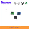 rj45 connector 8P8C for PCB 1x1 single port with right angle type