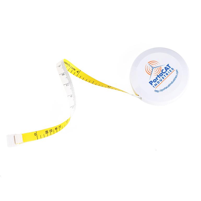2m tres blanc professionnel le ruban mesurer diam tre - Metre pour mesurer ...