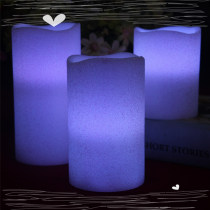 interior decoration Candle Christmas 3 pcs wholesale machinery make LED candles for decoration and party,LED flickering candle