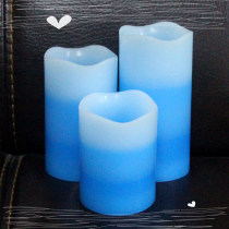 Paraffin wax suppliers LED wax candles set with remote,personalised candles LED for wedding decor