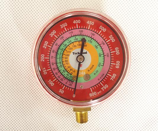 FRIEVER Pressure Gauges Refrigerant Gauge R410A