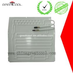 Buena calidad de refrigeración y el intercambio de calor de piezas de caja
