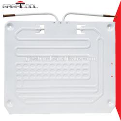 Buena calidad de refrigeración y el intercambio de calor de piezas de frigorífico congelador serpentín del evaporador