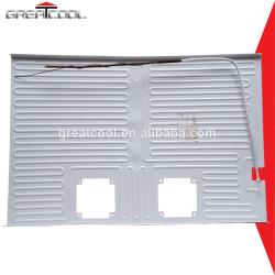 Buena calidad partes del refrigerador rollo de bonos de aluminio de aluminio