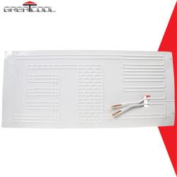 Buena calidad otra de refrigeración y el intercambio de calor de equipo rollo de bonos evaporador
