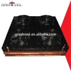Greatcool partes del refrigerador de aluminio condensador