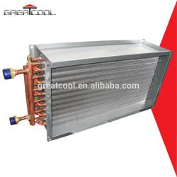 Greatcool otros de refrigeración y el intercambio de calor de aluminio de condensador de la bobina